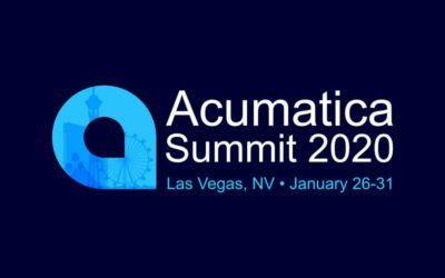 Acumatica Summit 2020 Coming to Las Vegas