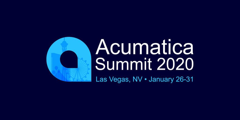 Acumatica Summit 2020 Coming to Las Vegas