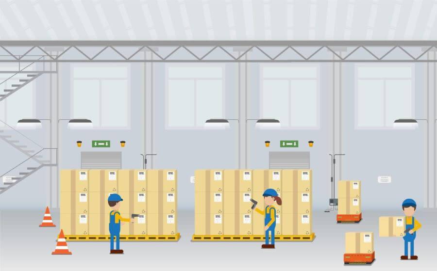 Acumatica Warehouse Management